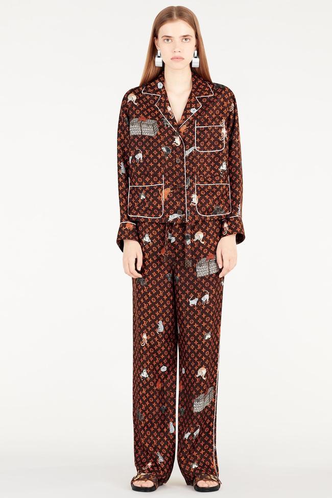 Trước ngày làm cô dâu đại gia, Bảo Thy nhử fan bằng bộ pijama 130 triệu, vẫn đụng hàng cả loạt mỹ nhân hàng hiệu - Ảnh 5.