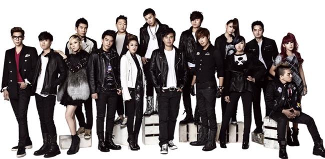 CL rời công ty, fan bật khóc với bức ảnh thời hoàng kim của YG Family được chụp trước khi BLACKPINK ra mắt - Ảnh 2.