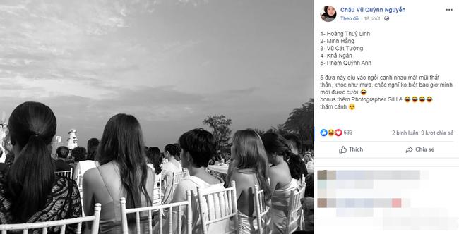 Phản ứng của dàn sao Việt trong giây phút Đông Nhi - Ông Cao Thắng nắm tay kết đôi vợ chồng: Ai cũng khóc như mưa, Noo Phước Thịnh, Ngô Kiến Huy dặn dò cẩn thận - Ảnh 2.