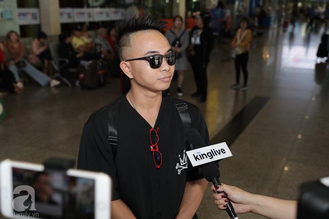 Dàn sao Vbiz đổ bộ sân bay chuẩn bị tới Phú Quốc để dự đám cưới Đông Nhi - Ông Cao Thắng - Ảnh 12.