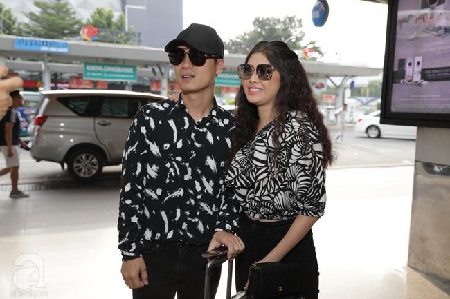 Dàn sao Vbiz đổ bộ sân bay chuẩn bị tới Phú Quốc để dự đám cưới Đông Nhi - Ông Cao Thắng - Ảnh 5.