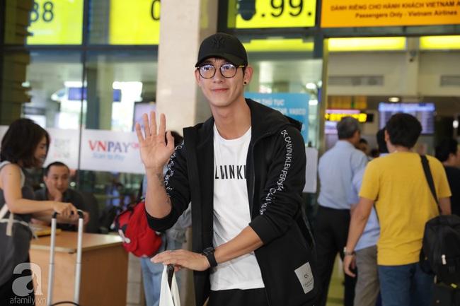 Dàn sao Vbiz đổ bộ sân bay chuẩn bị tới Phú Quốc để dự đám cưới Đông Nhi - Ông Cao Thắng - Ảnh 6.