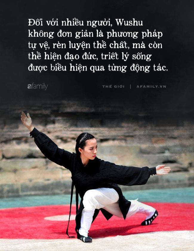 """Hành trình của Wushu: Từ môn võ tổng hợp tinh hoa các võ phái cổ truyền nổi tiếng Thiếu Lâm, Nga Mi đã trở thành """"mỏ vàng"""" của thế thao Việt Nam - Ảnh 1."""