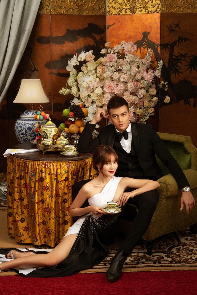 """""""Gái già lắm chiêu 3"""": Ninh Dương Lan Ngọc đẹp mê mẩn, làm dâu nhà siêu giàu của mẹ chồng Lê Khanh  - Ảnh 5."""
