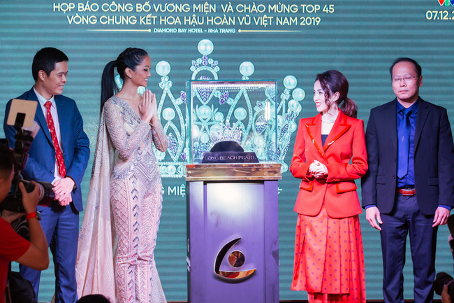 Vương miện cho Tân Hoa hậu Hoàn vũ Việt Nam 2019 chính thức lộ diện: Mất 6 tháng để hoàn thiện - Ảnh 3.