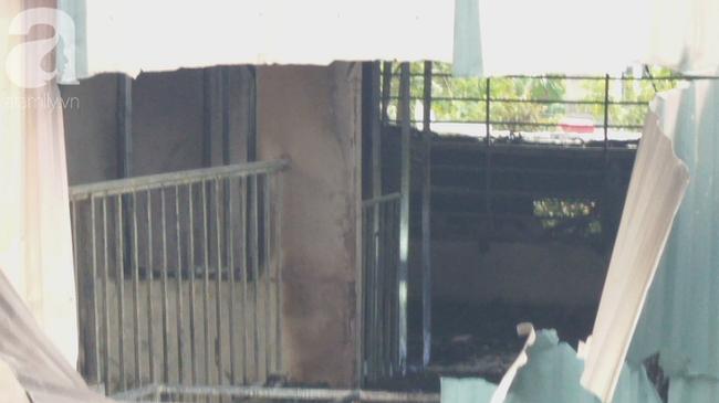 Vụ cháy nhà ở Hà Nội:Nhân chứng tham gia cứu hỏa bất lực kể giây phút phá tường, phát hiện 3 bà cháu ôm nhau ở gác xép - Ảnh 7.