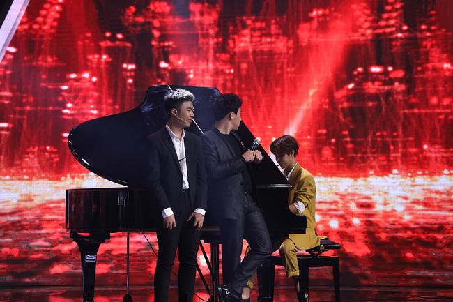 """""""Siêu trí tuệ Việt Nam"""": Vũ Cát Tường gây khó dễ với thử thách dành cho chàng trai nghe nhạc bằng thị giác - Ảnh 4."""