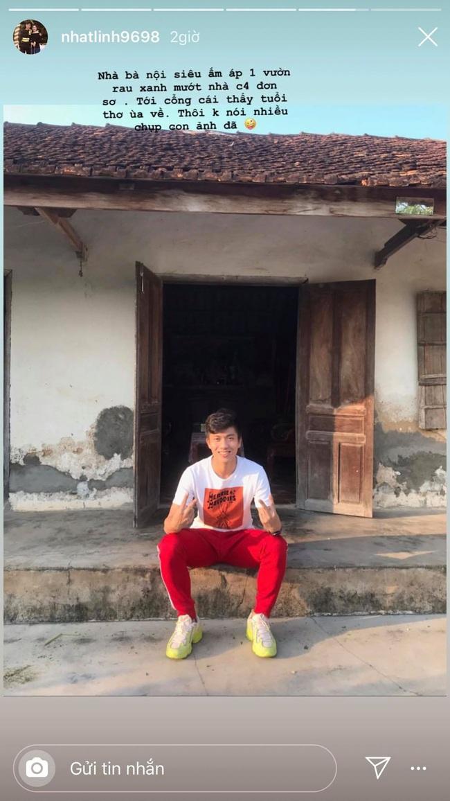 Bạn gái Phan Văn Đức tiết lộ lần đầu về thăm nhà của chồng sắp cưới, vô tình bật mí cả chuyện hùng hục lau dọn nhà cửa lấy lòng mẹ chồng - Ảnh 1.