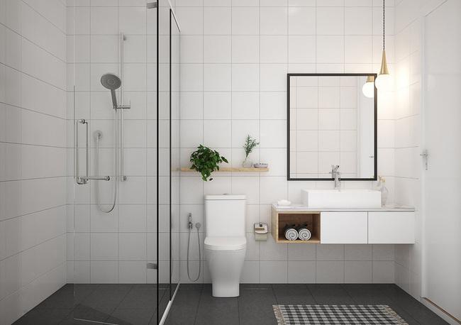 Tư vấn thiết kế căn hộ chung cư diện tích 60m2 với chi phí 100 triệu đồng - Ảnh 12.