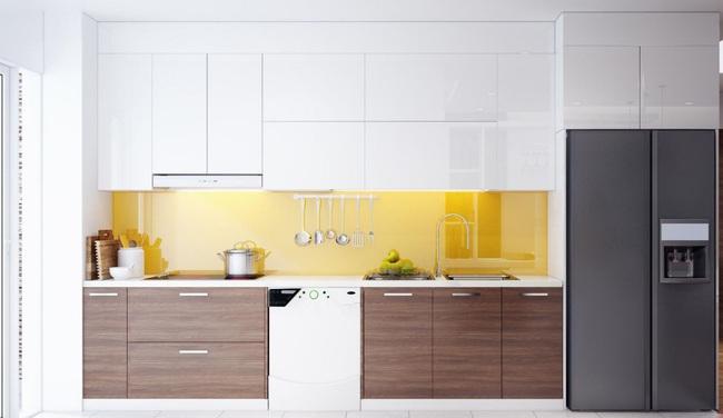 Tư vấn thiết kế căn hộ chung cư diện tích 60m2 với chi phí 100 triệu đồng - Ảnh 4.