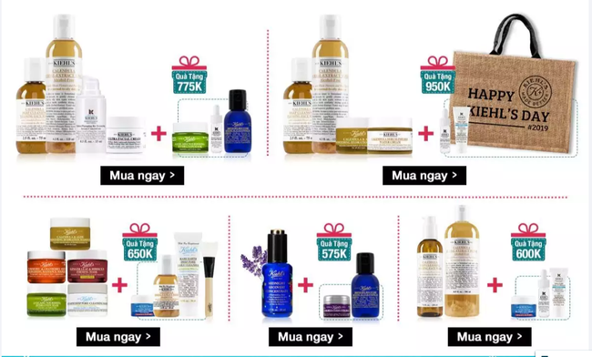 Thời tiết hanh khô, đây là những sản phẩm chăm sóc, dưỡng da đang có khuyến mại hời dành cho chị em - Ảnh 3.