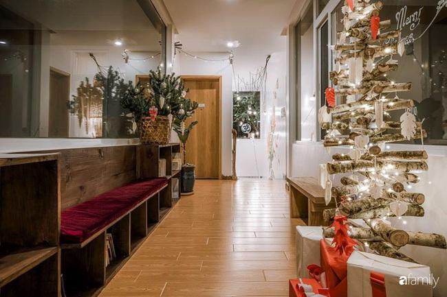 Biệt thự Đà Lạt decor đón Giáng sinh đẹp lung linh như trong cổ tích - Ảnh 4.