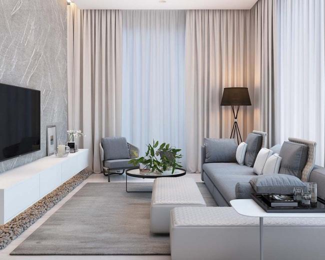 Tư vấn thiết kế căn hộ chung cư diện tích 60m2 với chi phí 100 triệu đồng - Ảnh 10.