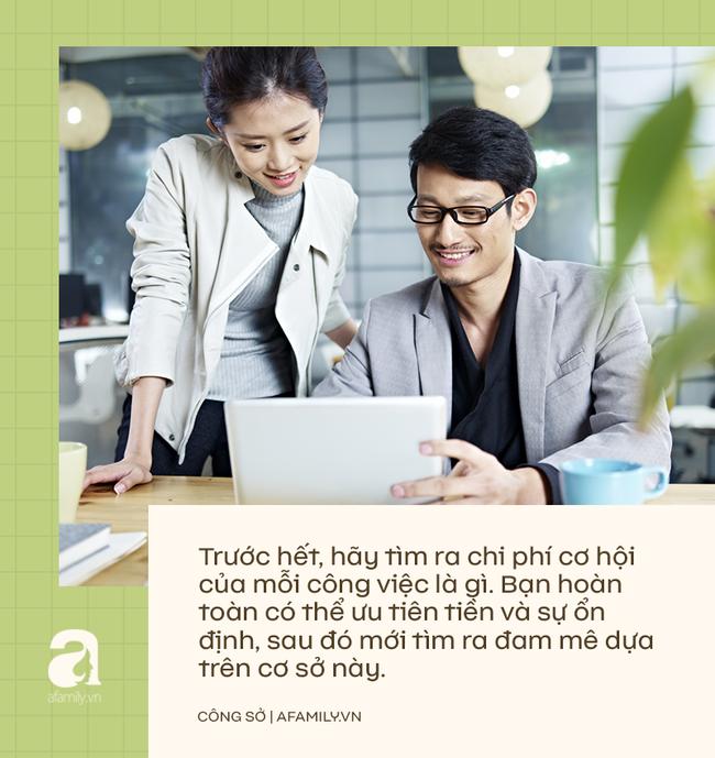 Chọn công việc mang lại danh vọng hay công việc đem đến hạnh phúc? 2 câu hỏi dưới đây sẽ giúp chị em công sở trả lời được ngay! - Ảnh 2.