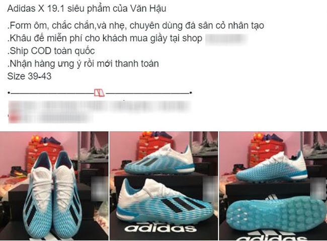 Giày của Đoàn Văn Hậu được dân tình săn lùng ráo riết, shop bán hàng online được dịp ăn lên làm ra - Ảnh 7.