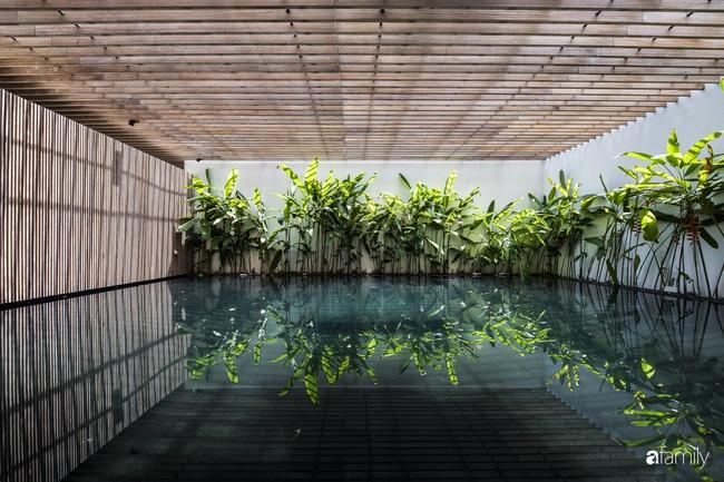 Ngôi nhà màu trắng với 10 khu vườn lơ lửng xung quanh ở quận 2 Sài Gòn - Ảnh 7.