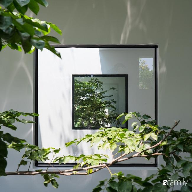 Ngôi nhà màu trắng với 10 khu vườn lơ lửng xung quanh ở quận 2 Sài Gòn - Ảnh 9.