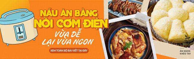 Hot Mom Huỳnh Phương Trang chia sẻ cách nấu 2 món chè siêu ngon bằng nồi cơm điện - Ảnh 14.