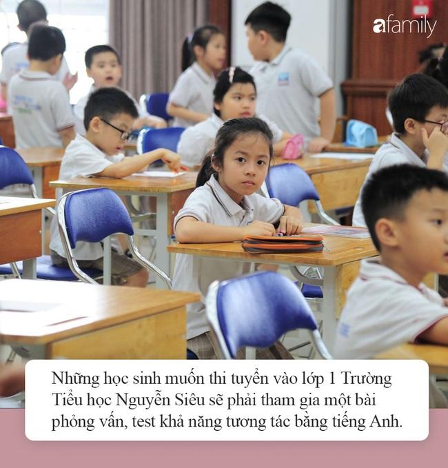 Yêu cầu trình độ tiếng Anh đầu vào lớp 1 của Trường Tiểu học Nguyễn Siêu: Bố mẹ xem xét để chuẩn bị tốt cho con - Ảnh 3.