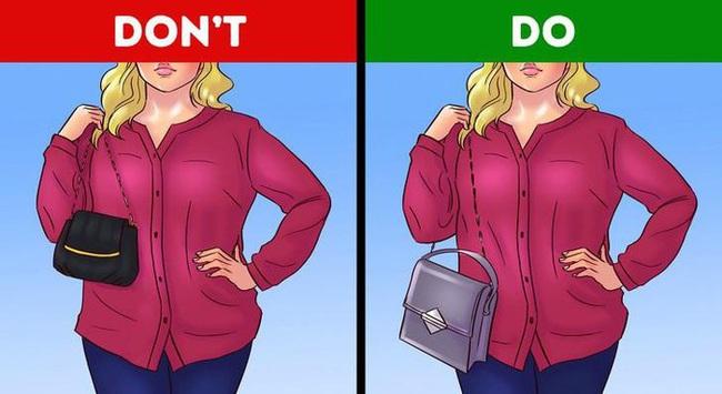 """Vóc dáng thế nào chọn túi xách thế ấy thì mới """"chuẩn bài"""" giúp style của bạn lên hương - Ảnh 3."""