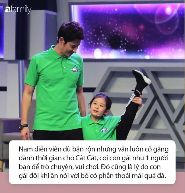 Con gái Huy Khánh nhiều lần bị chê thiếu ý tứ, hỗn hào nhưng nam diễn viên vẫn một mực bảo vệ, nghe lý do thì đầy thuyết phục - Ảnh 5.