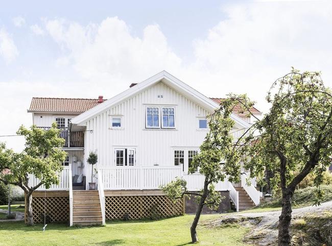 Ngôi nhà mơ ước nơi miền quê ở Thụy Điển: Sống ở đây bảo sao mà hạnh phúc của người ta luôn viên mãn - Ảnh 1.