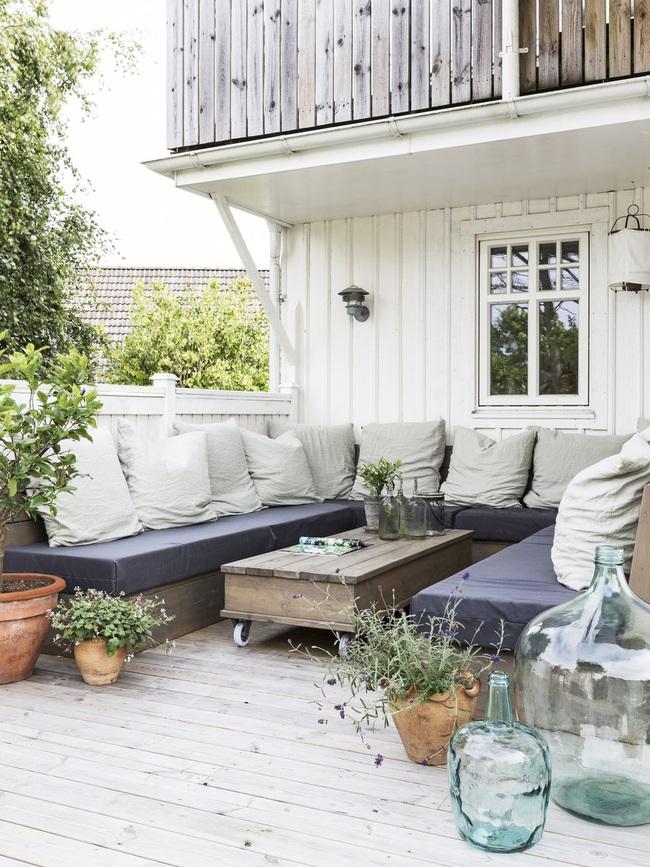 Ngôi nhà mơ ước nơi miền quê ở Thụy Điển: Sống ở đây bảo sao mà hạnh phúc của người ta luôn viên mãn - Ảnh 8.