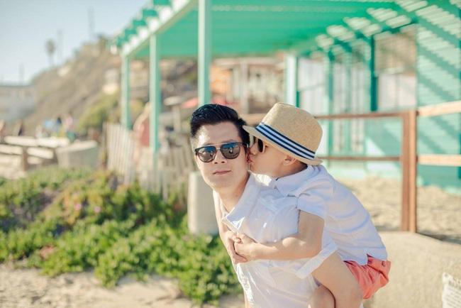 """Đâu chỉ Việt Anh 10 năm không gặp con, còn có Lam Trường bị con trai hỏi """"Ông là ai"""" và Quang Dũng, Thành Trung nhận """"quả đắng"""" từ hành động ai cũng nghĩ là bình thường này - Ảnh 7."""