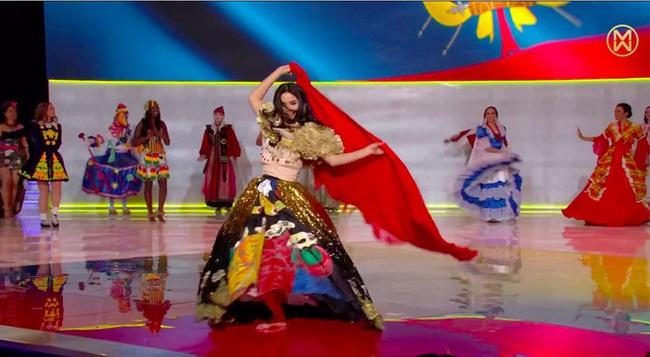 Chung kết Miss World 2019: Thí sinh đến từ Jamaica chính thức đăng quang Hoa hậu Thế giới 2019 - Ảnh 5.
