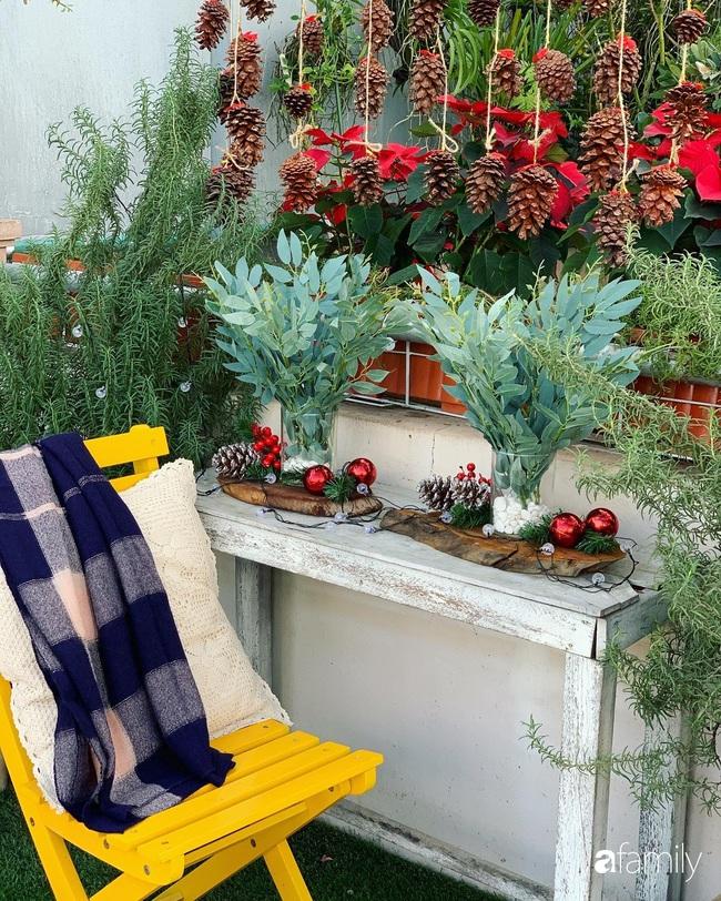 Sân thượng sắc màu rực rỡ đẹp cuốn hút đón Noel của mẹ đảm ở Nha Trang - Ảnh 17.