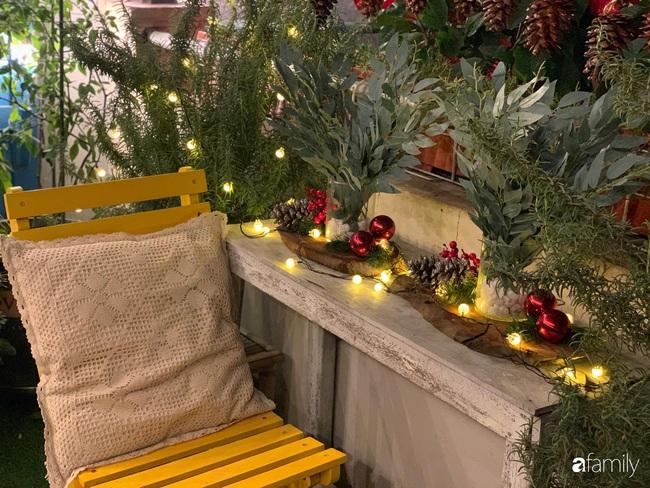 Sân thượng sắc màu rực rỡ đẹp cuốn hút đón Noel của mẹ đảm ở Nha Trang - Ảnh 16.
