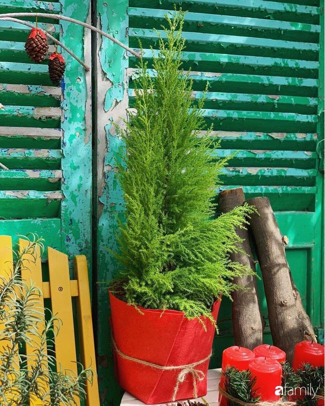 Sân thượng sắc màu rực rỡ đẹp cuốn hút đón Noel của mẹ đảm ở Nha Trang - Ảnh 15.