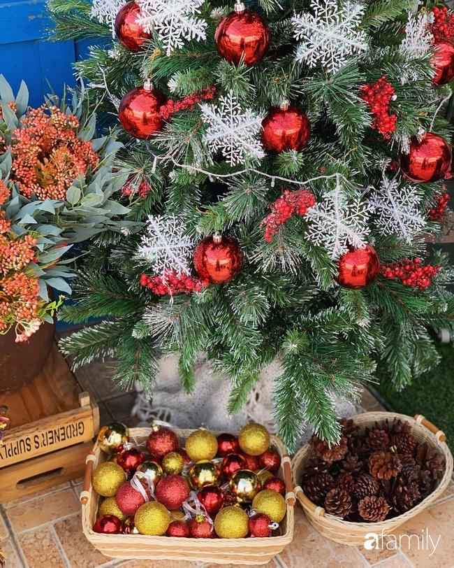 Sân thượng sắc màu rực rỡ đẹp cuốn hút đón Noel của mẹ đảm ở Nha Trang - Ảnh 10.
