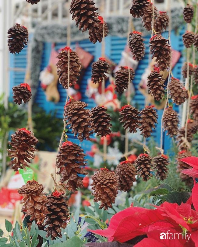 Sân thượng sắc màu rực rỡ đẹp cuốn hút đón Noel của mẹ đảm ở Nha Trang - Ảnh 7.