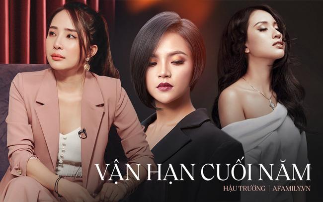 """Giữa chốn showbiz cuối năm dồn dập scandal, những sao Việt này chỉ """"ngồi không thôi cũng dính đạn"""", có người còn suýt mất mạng - Ảnh 1."""