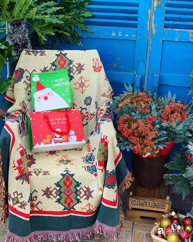 Sân thượng sắc màu rực rỡ đẹp cuốn hút đón Noel của mẹ đảm ở Nha Trang - Ảnh 5.