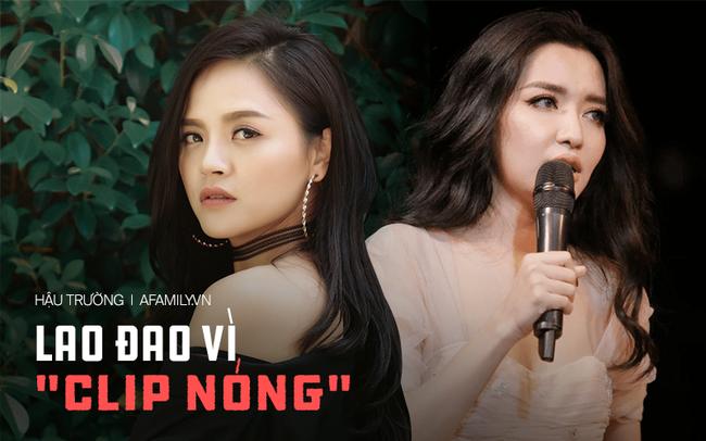 """""""Cơn bão"""" clip nóng đổ bộ showbiz Việt, đây là những nhân vật nổi tiếng đời tư sạch sẽ nhưng vẫn bị gọi tên - Ảnh 2."""