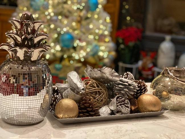 Biệt thự khủng lung linh mùa Giáng sinh của gia đình ca sĩ Hồng Ngọc - Ảnh 10.