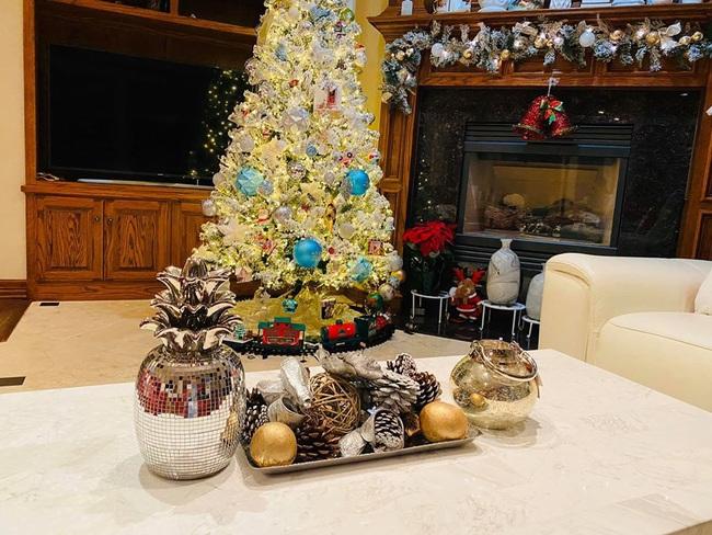 Biệt thự khủng lung linh mùa Giáng sinh của gia đình ca sĩ Hồng Ngọc - Ảnh 6.