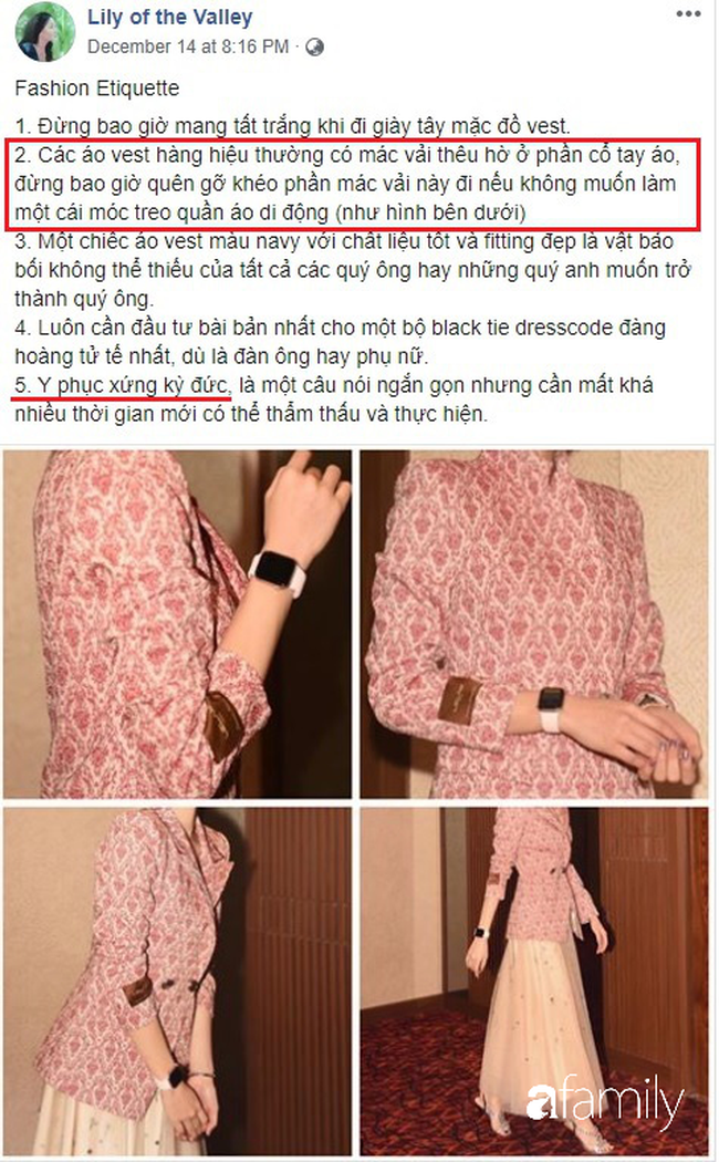 Linh Rin bị blogger đình đám mỉa mai ăn vận thiếu tinh tế, khoe mẽ đồ hiệu; nhưng liệu có đáng? - Ảnh 1.