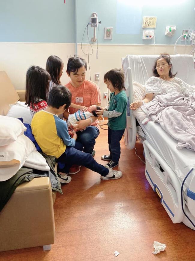 Mẹ Việt kể chuyện suýt chết khi sinh con, bệnh viện huy động 15 bác sĩ cấp cứu vì mất 80% máu trong cơ thể - Ảnh 4.