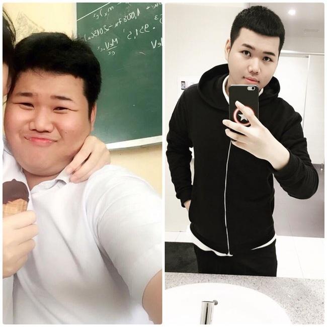 """Bị trêu chọc là """"Happy Polla Việt Nam"""", chàng trai nặng hơn một tạ quyết giảm cân, phẫu thuật và cú """"lội ngược dòng"""" khiến bao chị em chao đảo - Ảnh 4."""