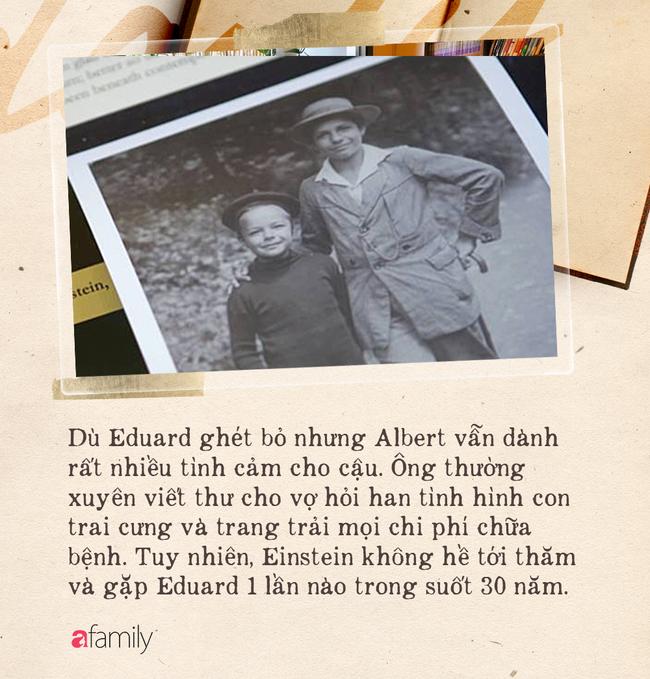 Cách giáo dục khắc nghiệt và lạnh lùng của Albert Einstein khiến con trai tới cuối đời vẫn oán hận: Có người cha thiên tài chẳng ích gì! - Ảnh 3.