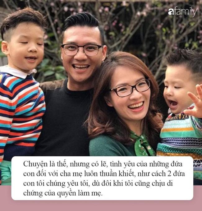 """Đan Lê nghẹn ngào tâm sự về thời niên thiếu: """"Tôi là một đứa trẻ lớn lên trong gia đình đơn thân"""" - Ảnh 4."""