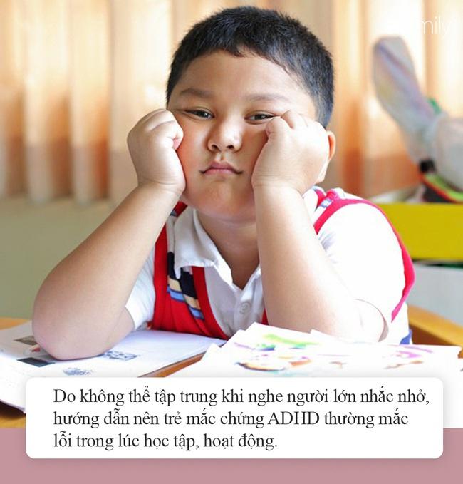 Nếu con có những dấu hiệu đáng ngờ này, bố mẹ đưa ngay đến bác sĩ bởi có thể con đã mắc chứng rối loạn tăng động giảm chú ý - Ảnh 8.