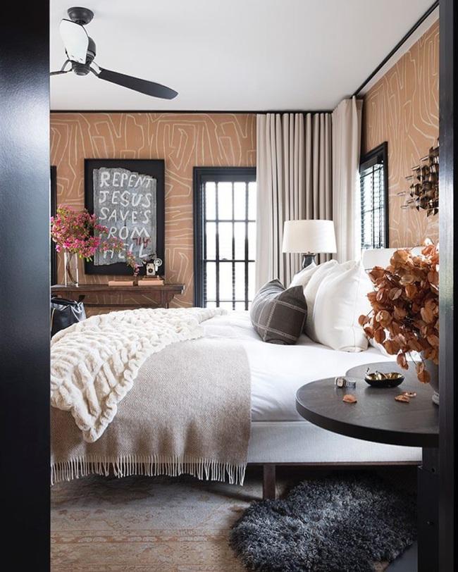 Mùa đông đến thật rồi, hãy xem ngay 11 cách biến phòng ngủ của bạn thành không gian vô cùng lãng mạn và siêu ấm áp dưới đây - Ảnh 2.