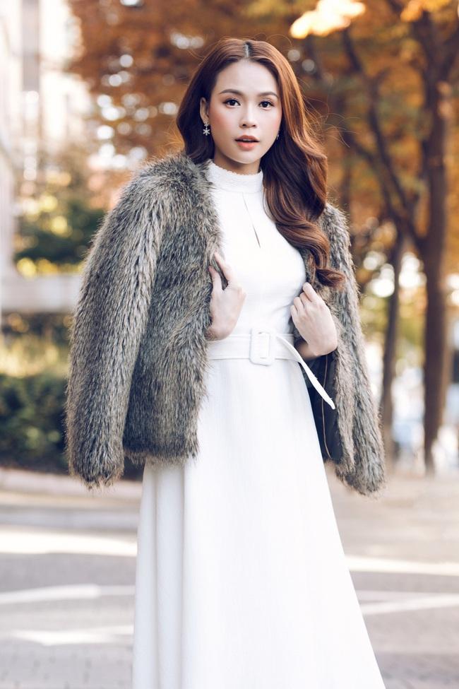 Hóa nàng thơ ngọt ngào trên đường phố Hàn Quốc, Sam nói về tình bạn với Ngô Kiến Huy - Ảnh 12.
