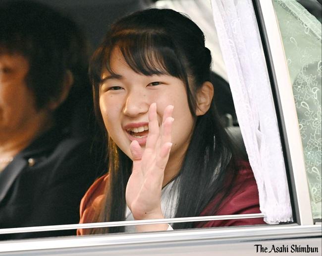 Công chúa Nhật Bản xuất hiện rạng rỡ khi vừa tròn 18 tuổi, dù không hàng hiệu - Ảnh 1.