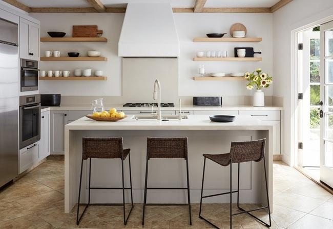Ngây ngất với nét mộc mạc hiếm hoi bên trong căn phòng bếp gia đình hiện đại - Ảnh 19.