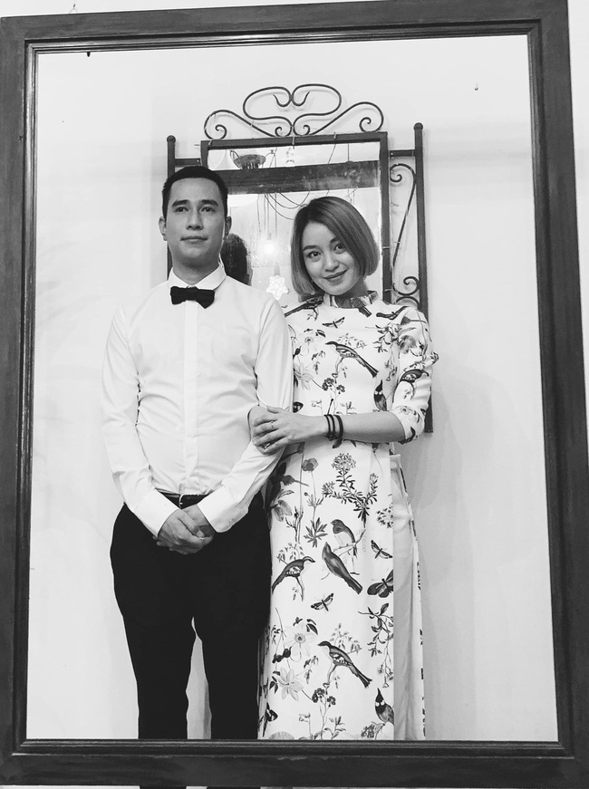 Cựu hot girl Mi Vân lần đầu lộ diện chồng mới nhân kỉ niệm 1 năm về chung nhà, hóa ra bé Chuồn giống bố y đúc - Ảnh 2.